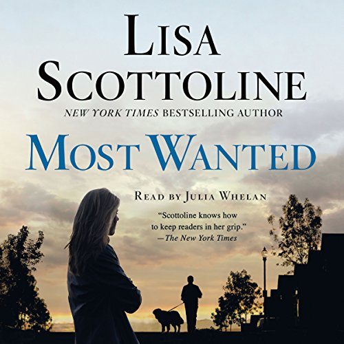Most Wanted audiobook cover art