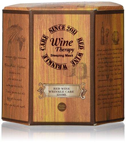 Holika Holika Therapy Sleeping Mask, Red Wine, 120 Gram