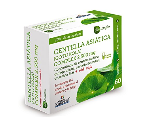 , centella asiatica capsulas mercadona, MerkaShop