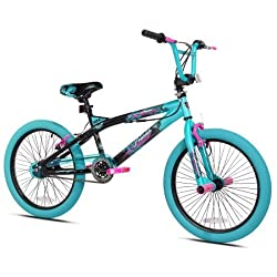 "cheap Kent .. 20 ""Girls Trouble Aqua / Black Bike"