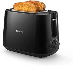 Philips Hd2581/90 Ekmek Kızartma Makinesi, Siyah