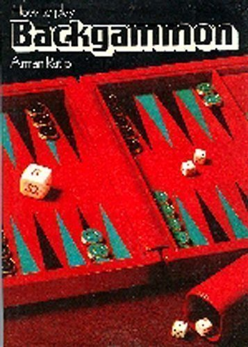Compare Textbook Prices for How to play backgammon 1st Edition ISBN 9780600313946 by Ratip, Arman