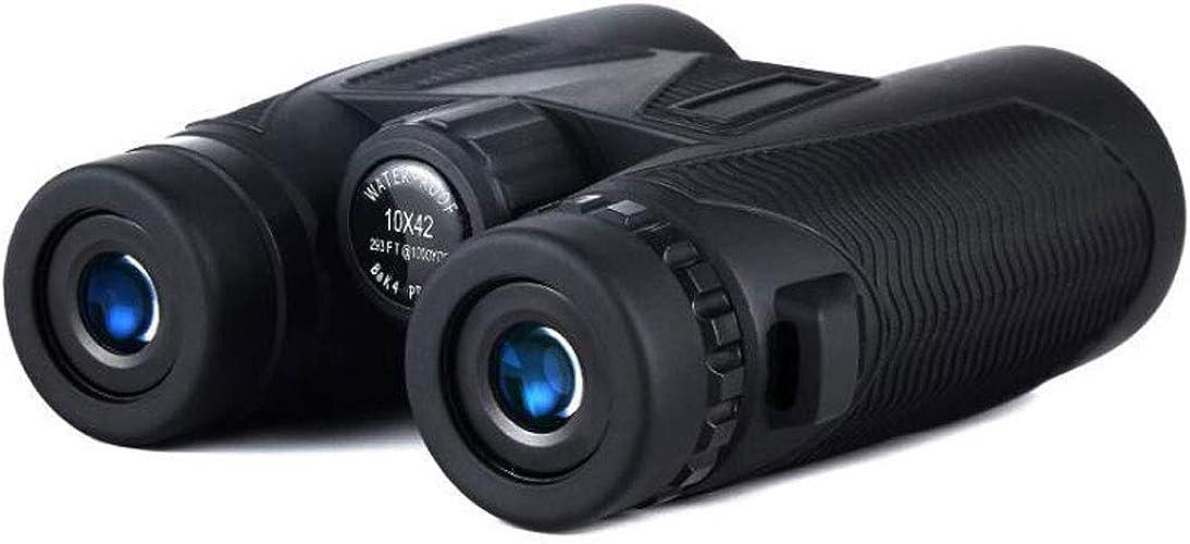 Moolo Jumelle Télescope, Jumelles de Vision Nocturne de Haute définition à Faible éclairage étanches à l'eau