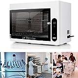 Toalla UV Esterilizador Caja Profesional Desinfección Ozono Gabinete Eléctrico...