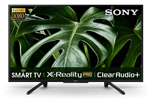 Sony Bravia 108 cm (43 inches) Full HD LED Smart TV KLV-43W672G...