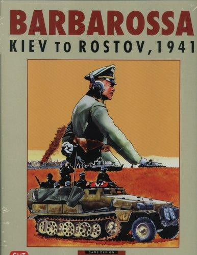 Barbarossa: Kiev to Rostov 1941