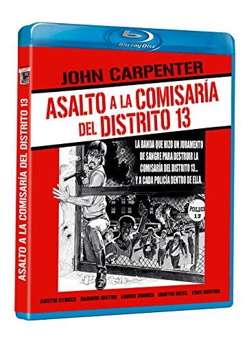 Asalto a la Comisaría del Distrito 13 BD 1976 Assault on Precinct 13 [Blu-ray]