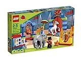LEGO Duplo Mi Primer Circo - Juegos de construcción (Multicolor, 2 año(s), 62 Pieza(s), 5 año(s))