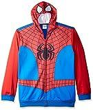 Marvel Sudadera con capucha para hombre, diseño de Spiderman - - Medium