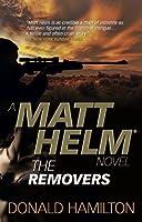 Matt Helm - The Removers (Matt Helm Novels) by Donald Hamilton(2013-04-09)