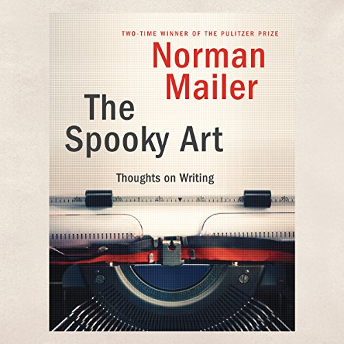 The Spooky Art audiobook cover art