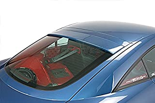 OriginalEuro Euro Roof Extension Rear Window Cover Spoiler Wing Trim S Line for Audi TT MK1 1 8N
