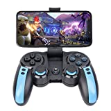 Joystick Gamepad with Bluetooth Wireless Controller Gamepad Compatible with iPhone/Android OS/Windows PC/TV Box/Xbox/ 2.4G Dongle