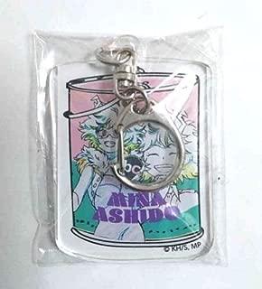 My Hero Academia Acrylic Keychain Mina Ashido UA Bunbougu Cafe Limited Anime F/S