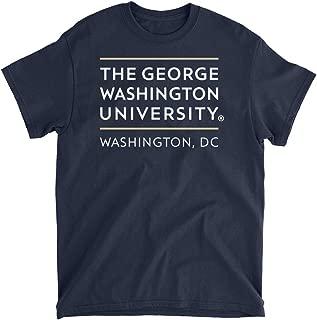 Official NCAA George Washington University Colonels - RYLGWU06 Mens/Womens Boyfriend T-Shirt