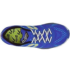 Newton - Zapatilla De Running FATE, talla 12, color azul
