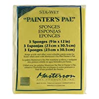 Masterson Sta-Wet Painters Pal Palette Painters Pal sponge refills 9 in. x 12 in. by Masterson