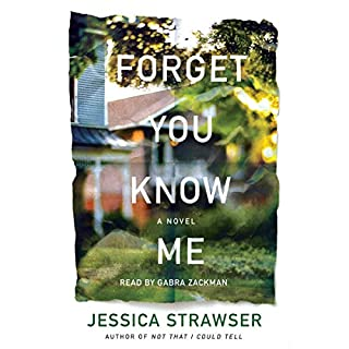 Forget You Know Me     A Novel              Written by:                                                                                                                                 Jessica Strawser                               Narrated by:                                                                                                                                 Gabra Zackman                      Length: 10 hrs and 36 mins     Not rated yet     Overall 0.0
