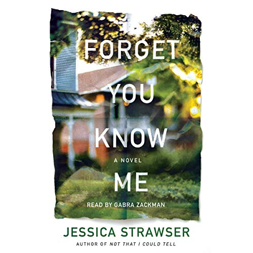 Forget You Know Me cover art