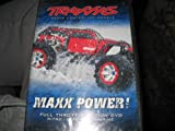 Traxxas Radio Controlled Models - Maxx Power! (Full Line Nitro, Electric and Marine Models) (2008)