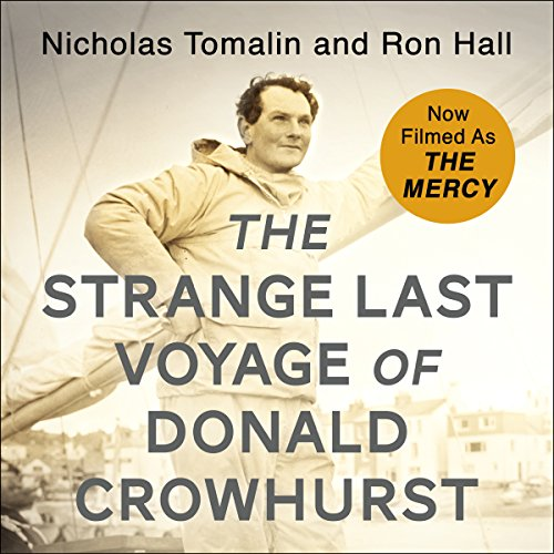 The Strange Last Voyage of Donald Crowhurst audiobook cover art