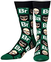Cool Socks, Unisex, TV, Hit Shows, Crew, Novelty Funny Crazy Silly Wacky