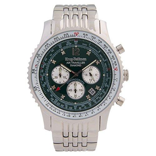 Krug-Baumen 600308DS Reloj de Hombres