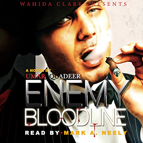 Wahida Clark Presents: Enemy Bloodline audiobook cover art