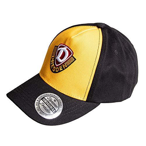 SG Dynamo Dresden Kinder Basecap Classic schwarz