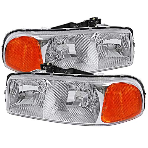 05 sierra clear headlights - 3