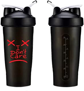 BlenderBottle Shaker Bottle Pro Series Perfect for Protein Shakes and Pre Workout, 28-Ounce (Black-2)