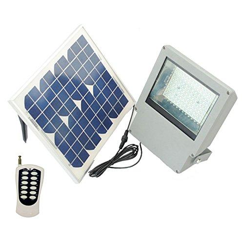 Solar Goes Green Super Bright Solar Flood Light - 108 LED SGG-F108-2