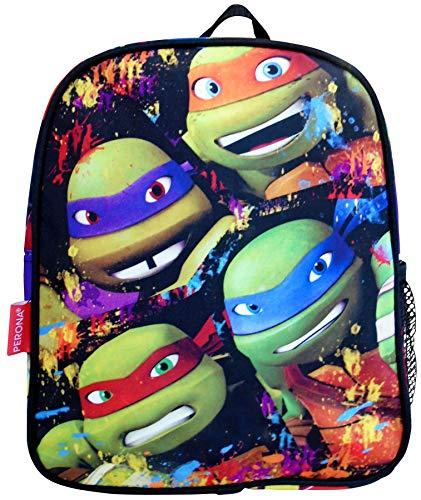 Paxos Kindergarten Rucksack Kita Kinderrucksack Teenage Mutant Hero Turtles