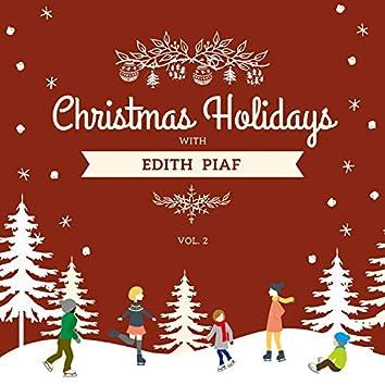 Christmas Holidays with Edith Piaf, Vol. 2