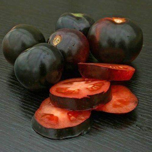 PLAT FIRM GRAINES DE GERMINATION: 2: Sweet Heirloom mélange de graines de tomates couleurs légumes graines Bonsai 200Pcs