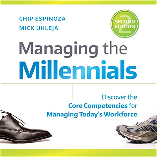 Managing the Millennials, 2nd Edition cover art