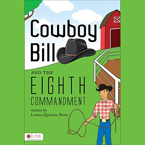 Cowboy Bill and the Eighth Commandment audiobook cover art