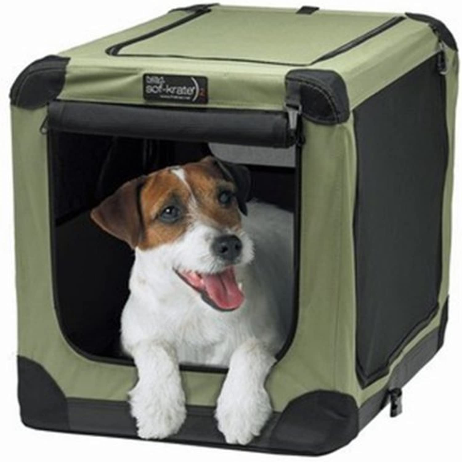 Noz2Noz 663 N2 SofKrate Indoor Outdoor Pet Home, 26Inch, for Pets up to 30 Pounds (663) by Noz2Noz