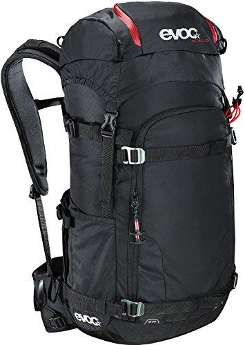 EVOC Sports Patrol Performance Rucksack, schwarz (black), 62 x 28 x 18 cm, 32 Liter