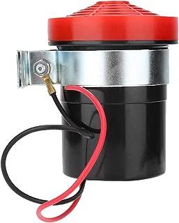Fydun Car Horns 105dB Motorcycle Reversing Tone Sound Buzzer Horn Alarm Siren Speaker 12/24V