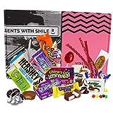 Süßigkeiten Box aus Amerika   American Sweets Box als Geschenk, Geschenkidee für Frauen Männer  ...