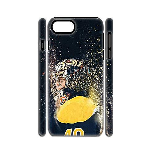 Impresión Hockey 5 Proteger Compatible Apple iPhone 7Plus 8Plus 5.5Inch Plásticos Duros Y Cáscara del Teléfono De Gel De Sílice para Los Hombres Choose Design 120-2