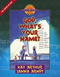 God, What's Your Name? (Discover 4 Yourself® Inductive Bible Studies for Kids)