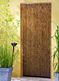 Leguana Handels GmbH Bambusvorhang Türvorhang Saigon 120 x 220cm!