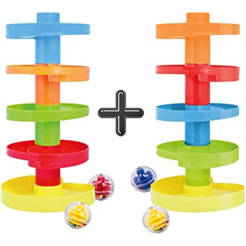 Edushape Rollipop Starter Ball Drop Set 805801