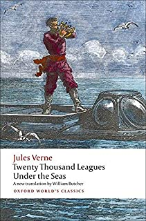 The Extraordinary Journeys: Twenty Thousand Leagues Under the Sea (Oxford World's Classics) Paperback – May 15, 2009
