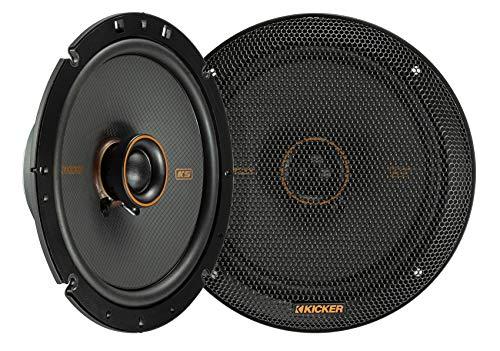 """Kicker 47KSC6704 Car Audio 6 3/4"""" Coaxial 400W Peak Full Range Speakers KSC6704"""