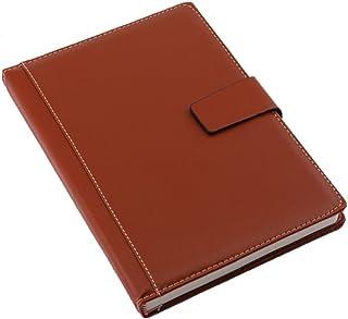 Toim A5 simple libros Thickened bloc de notas para diario, diario de piel sintética y