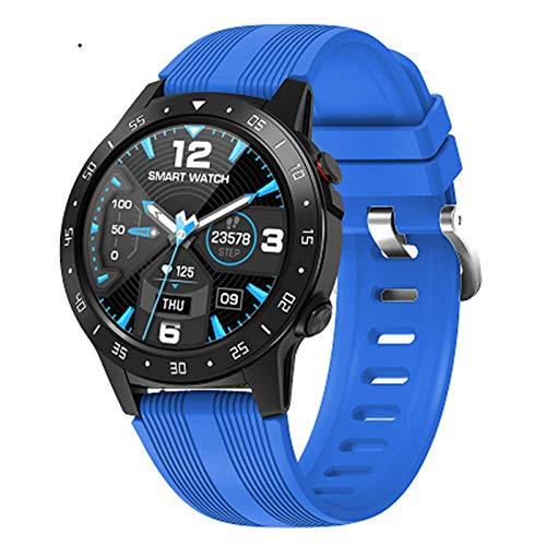 Smartwatch GPS M5S con Tarjeta SIM Barómetro De Barómetro Altitud Deportiva Al Aire Libre Reloj Inteligente Artificial Android iOS,A