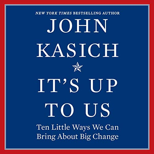 It's Up to Us audiobook cover art